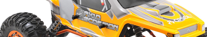 LiPo Batteries for Axial AX10 Scorpion®