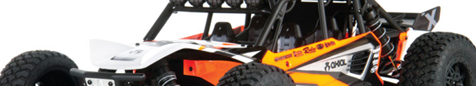 LiPo Batteries for Axial EXO Terra®