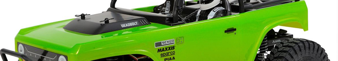 LiPo Batteries for Axial SCX10®