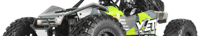 LiPo Batteries for Axial Yeti XL®