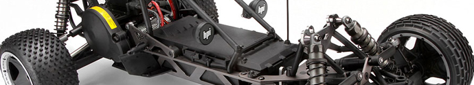 LiPo Batteries for HPI Baja 5B Flux®