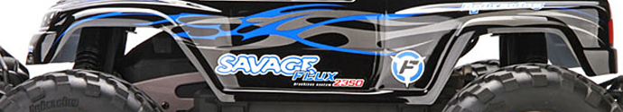LiPo Batteries for HPI Savage Flux 2350®