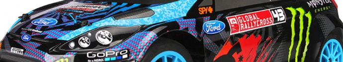 LiPo Batteries for HPI WR8 Flux Rally®
