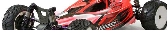 LiPo Batteries for Hot Bodies Cyclone D4®
