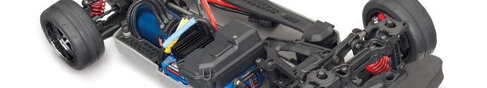 LiPo Batteries for Traxxas 4-Tec 2.0 VXL®