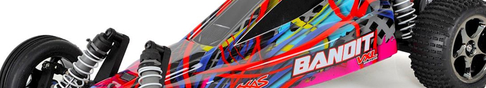 LiPo Batteries for Traxxas Bandit VXL®