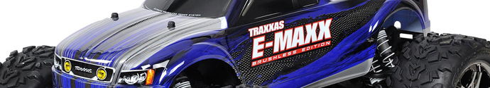 LiPo Batteries for Traxxas E-Maxx Brushless®