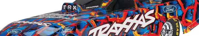 LiPo Batteries for Traxxas Funny Car®