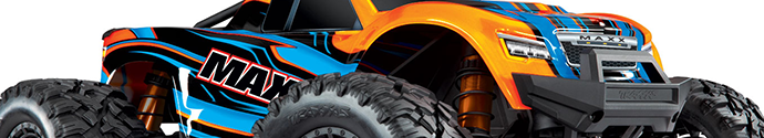 LiPo Batteries for Traxxas Maxx®