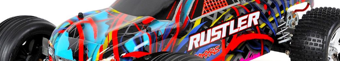 LiPo Batteries for Traxxas Rustler®