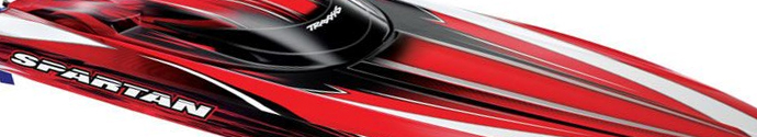 LiPo Batteries for Traxxas Spartan Boat®