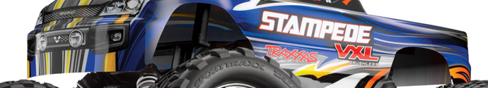 LiPo Batteries for Traxxas Stampede VXL®