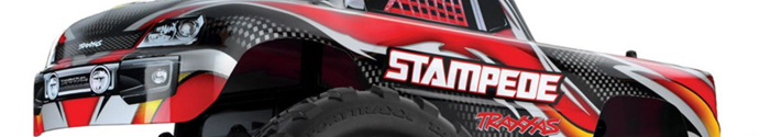 LiPo Batteries for Traxxas Stampede®