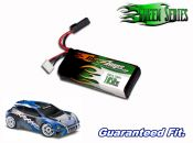 Green Series Life 1050 3-cell 9.9v Rally VXL Battery Pack