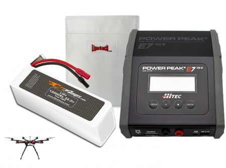 LiPo 12000XL 22.2v S900 RTR Kit