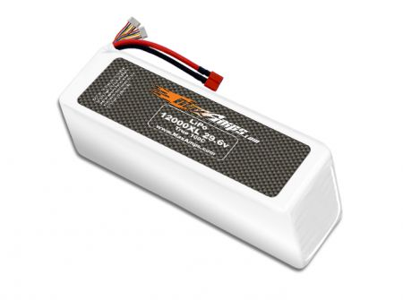 LiPo 12000XL 8S 29.6v Battery Pack