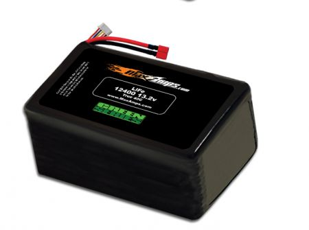 Green Series Life 12,400 4S 13.2v Battery Pack - Special Order only