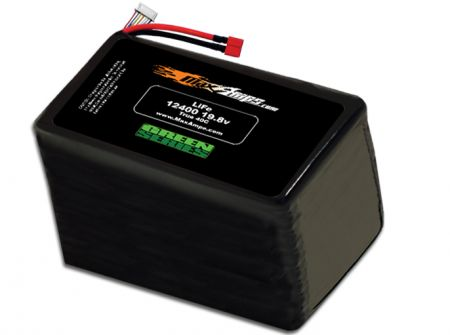 Green Series Life 12,400 6S 19.8v Battery Pack - Special Order only