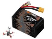 FPV Race Graphene LiPo 1450 4S 14.8v Battery Pack