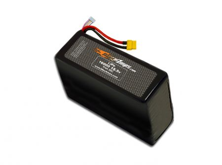LiPo 16,000 5S 18.5v Battery Pack - Allow 2 weeks