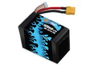 LiHV+ 1600 5S 19v 150C High Voltage LiPo Battery Pack