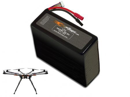 LiPo 16350 6S 22.2v Battery Pack for DJI S1000