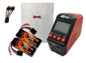 MaxAmps LiPo 1850 11.1V Pair RTR Kit for Rally VXL®