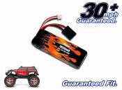 LiPo 1850 2-cell 7.4v Summit VXL Battery Pack