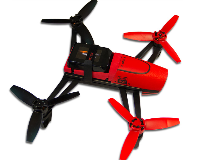 Bebop Drone Battery Mod - Best Pictures and Model Of Drone
