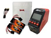 MaxAmps LiPo 2250 7.4V Pair RTR Kit for Rally VXL®