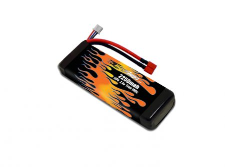 MaxAmps LiPo 2250 2S 7.4v Battery Pack for Summit VXL®