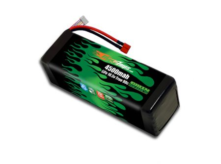 Green Series Life 4500 5S 16.5v Battery Pack - Special Order only
