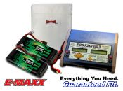 Dual Life 4500 6.6v E-Maxx ARTR Kit - Allow 2 weeks