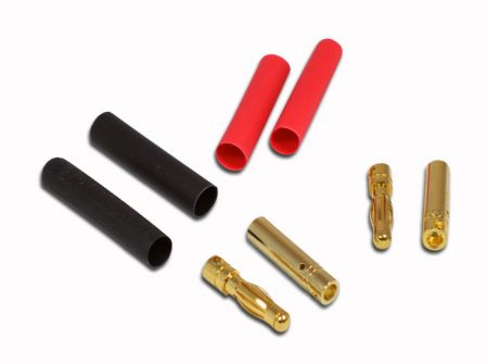 4mm Gold Connector Set