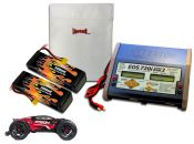 Dual LiPo 5450 11.1v ARTR Kit for Fazon BLX
