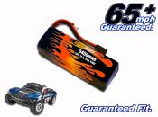 LiPo 5450 3-cell 11.1v Slash Battery Pack