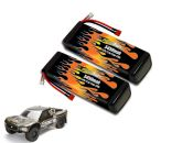 LiPo 5450 3S 11.1v Super 5SC Flux Pair