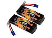 LiPo 5450 3S 11.1v Infraction BLX Pair