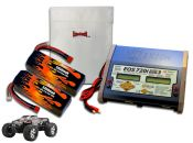 Dual LiPo 5450 11.1v Savage Flux ARTR Kit