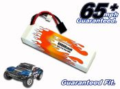 Hard Case LiPo 6000XL 3-cell 11.1v Slash Battery Pack