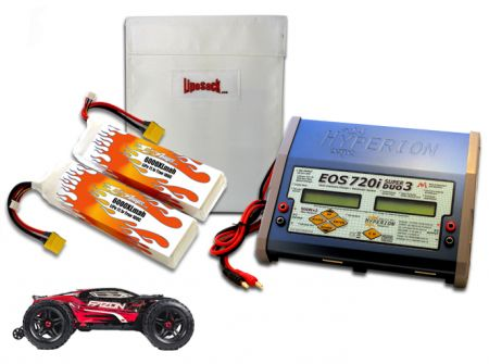 Dual LiPo 6000XL 11.1V ARTR Kit for Fazon BLX