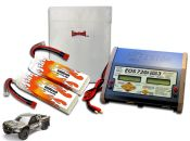 Dual LiPo 6000XL 11.1V Super 5SC Flux ARTR Kit