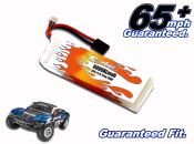 LiPo 6000XL 3-cell 11.1v Slash Battery Pack