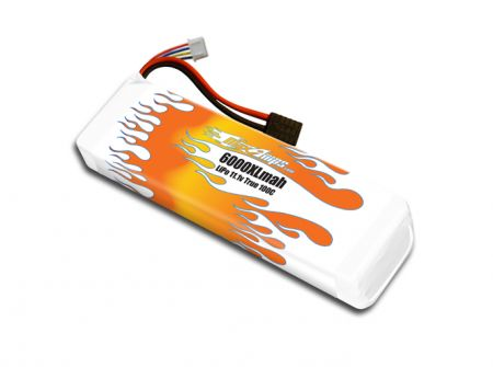 MaxAmps LiPo 6000XL 3S 11.1v Battery Pack for Slash®