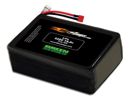 Green Series Life 6200 6S 19.8v Battery Pack - Special Order only