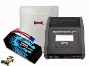 Hard Case Race Edition LiPo 6500 14.8v 8ight-E 3.0 RTR Kit