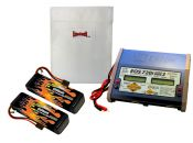 MaxAmps Dual LiPo 6500 11.1v ARTR Kit for X-Maxx®