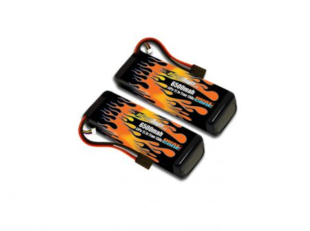 MaxAmps LiPo 6500 3S 11.1v Pair for X-Maxx®