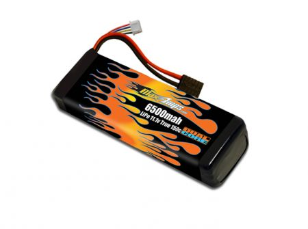 MaxAmps LiPo 6500 3S 11.1v Battery Pack for Maxx®