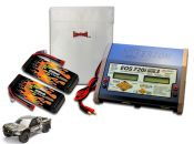 Dual LiPo 6500 7.4v Super 5SC Flux ARTR Kit - Allow 2 weeks